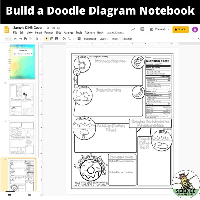 Digital Notebook Creation