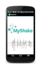 MyShake Earthquake Detection App