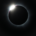 Solar Eclipse Photo by Rick Fienberg/TQI/WT