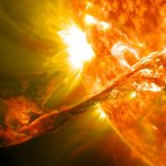 Magnificent CME Erupts on the Sun - August 31 Image: NASA/GSFC/SDO