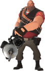 heavy class from team fortress 2
