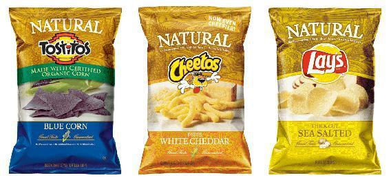all natural bag of potato chips deceptive food labels