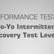 Yo-Yo Intermittent Recovery Test Level 1 - Science for Sport