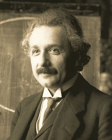 """Einstein1921 by F Schmutzer 2"" by Ferdinand Schmutzer - http://www.bhm.ch/de/news_04a.cfm?bid=4&jahr=2006. Licensed under Public domain via Wikimedia Commons."