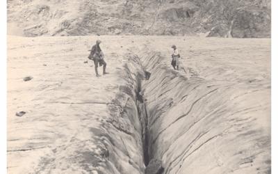 Arapaho Glacier – April 3, 2019