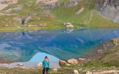 Ice Lake – September 18, 2019