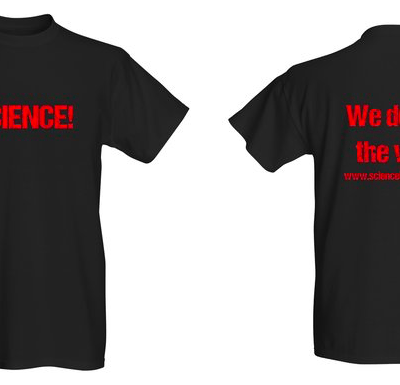 science! shirt