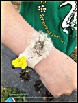 environmental education nature bracelets