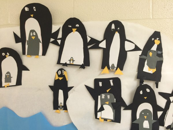 Penguins Tacky the Penguin