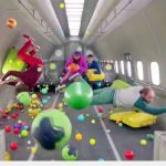 Gravity? STEAM: Ok Go's Upside Down Inside Out