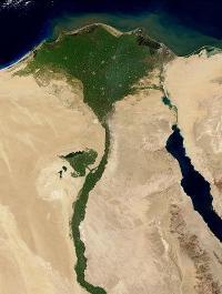 The Nile Delta