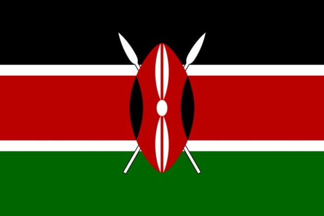 Image result for kenya flag
