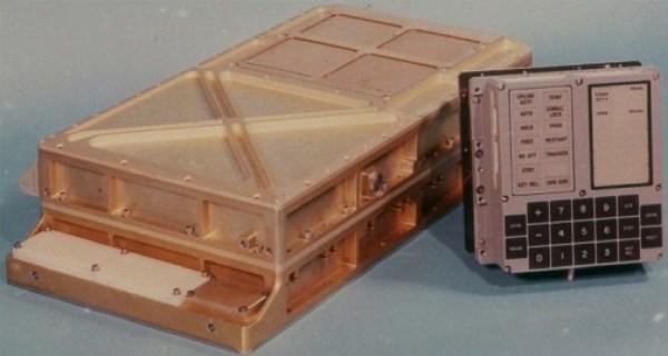 Apollo mission's Computer