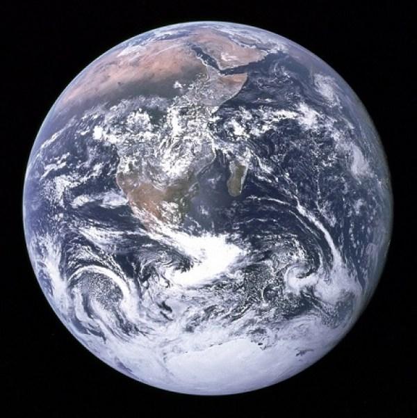 """Blue Marble"", Apolo 17 (nasa.org)"