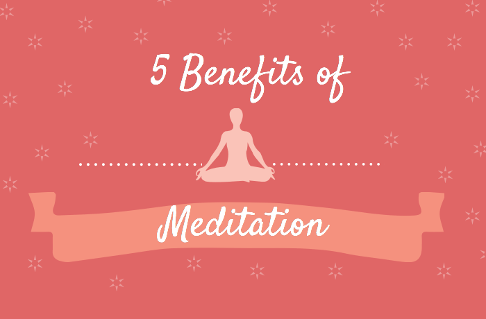 5 benefits of meditation backed up by science [infographic] Pundits assert that meditation is not only beneficial for the mind, but also for the body. Here are the facts.