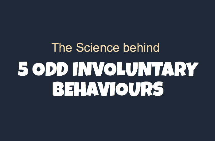 The Science of 5 Odd Involuntary Behaviours Eye Twitching, Yawning, Hiccups, Sleep Start, and Sun Sneeze explained!