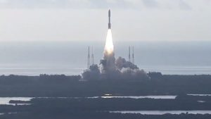 photo of Perseverance launch