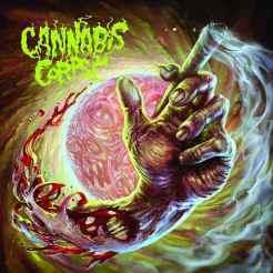 "Cannabis Corpse ""Left Hand Pass"""