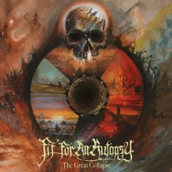 "Fit For An Autopsy ""The Great Collapse"""