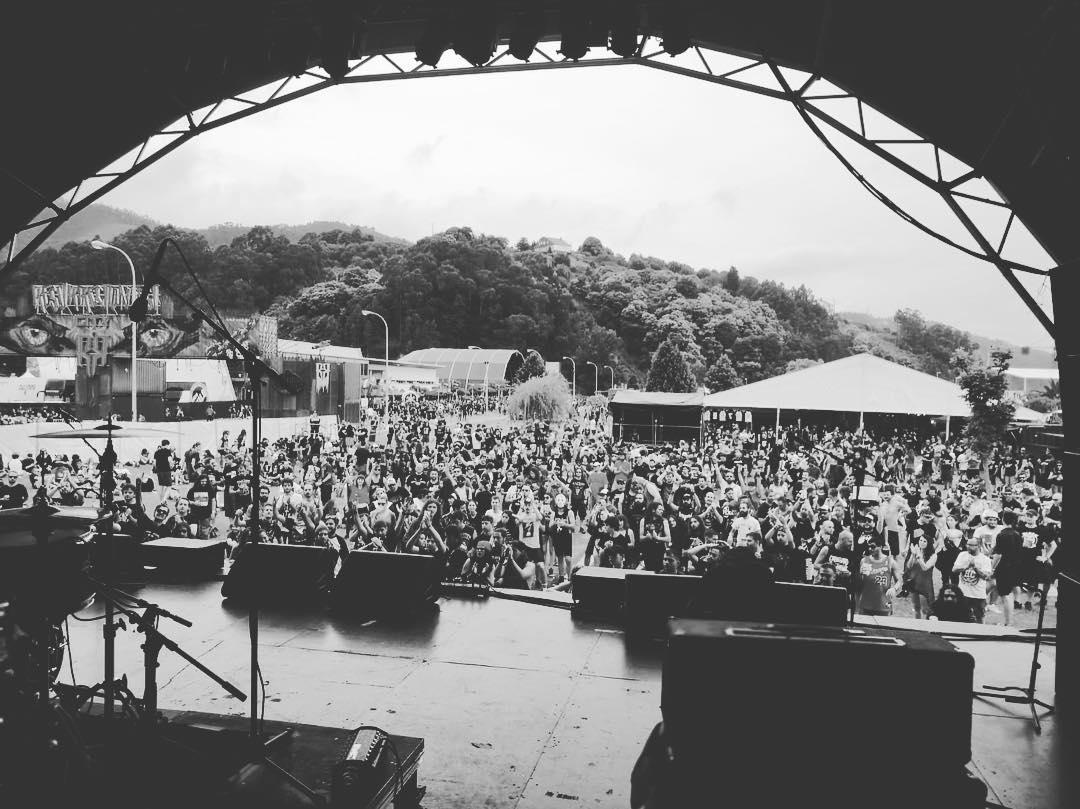 El Resurrection Fest, visto desde el escenario