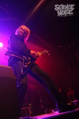 Actuación de Diamond Head en Barcelona