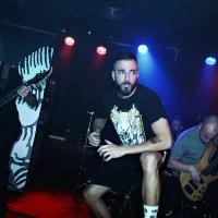 Gran noche de death metal técnico en la sala Monasterio con Cremosity a la cabeza