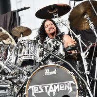 Entrevista a Gene Hoglan, batería de Testament: 'Si hubo algo que mató al thrash en los noventa fue el death metal'