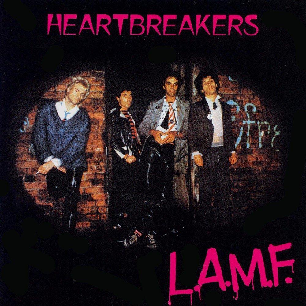 Discos favoritos de PUNK Heartbreakers-LAMF