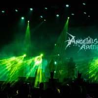 Angelus Apatrida traen el metal de vuelta a los grandes escenarios