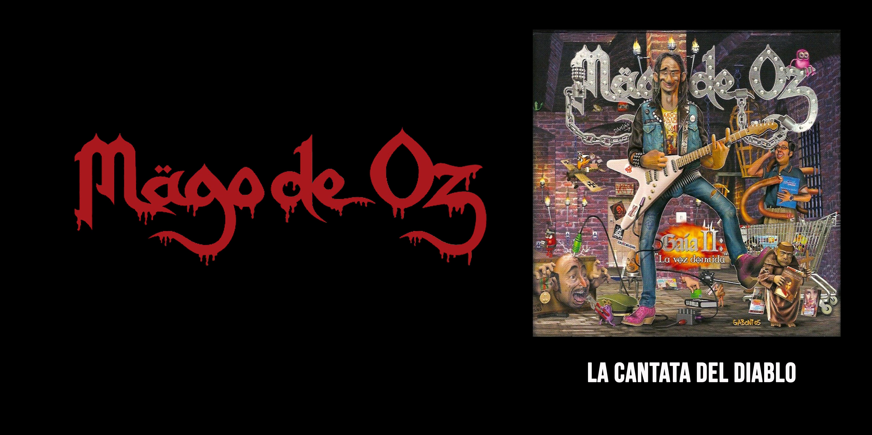 Canciones Perfectas La Cantata Del Diablo De Mägo De Oz Science Of Noise Rock Magazine