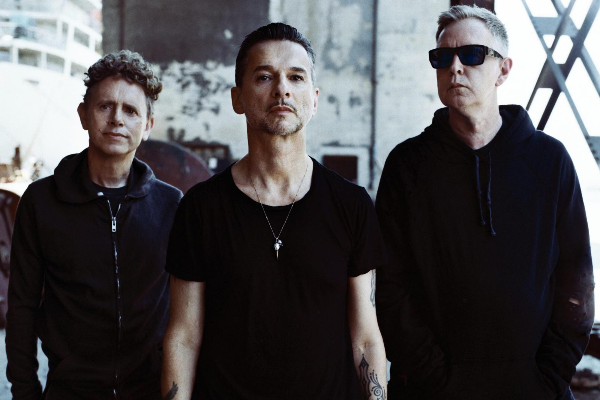 La Historia De Depeche Mode En 5 De Sus Mejores Canciones Por Beto Lagarda Science Of Noise Rock Magazine