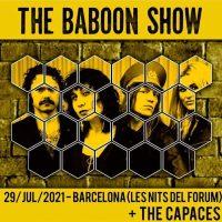 La previa de Science of Noise: THE BABOON SHOW + THE CAPACES