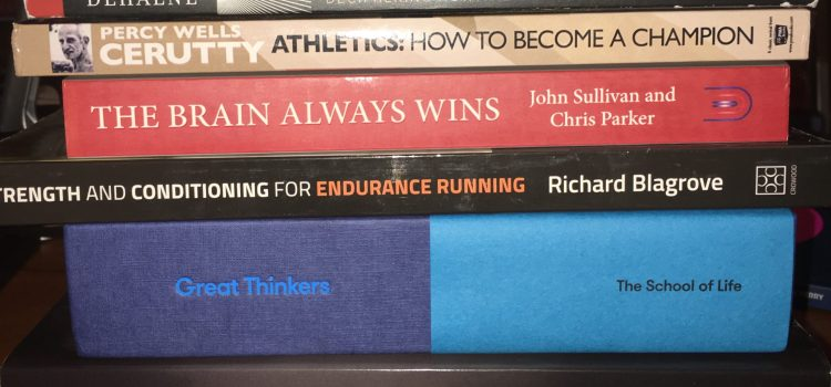 My Top Coaching Books of 2016: Books that make you think!