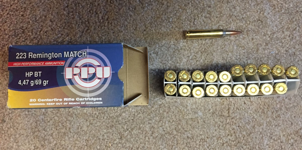 SLW Barrel Shootout – PPU 69gr Ammo Performance