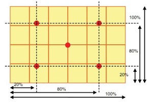 five point callibration