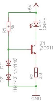 building simple constant current power led driver do it easy rh scienceprog com