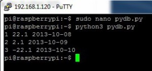 python_sqlite_output