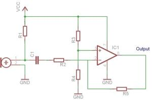 simple-mic-pre-amp-opamp