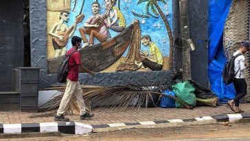 Le paradis de Goa Etat indien menacé par le charbon