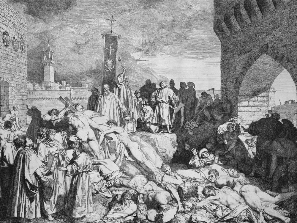 Les épidémies qui ont fait au moins 100 000 morts en France
