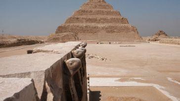 Les pyramides dans l'Egypte ancienne