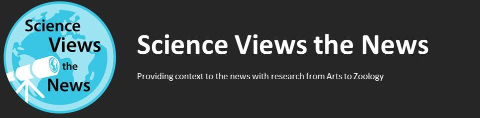 Science Views the News