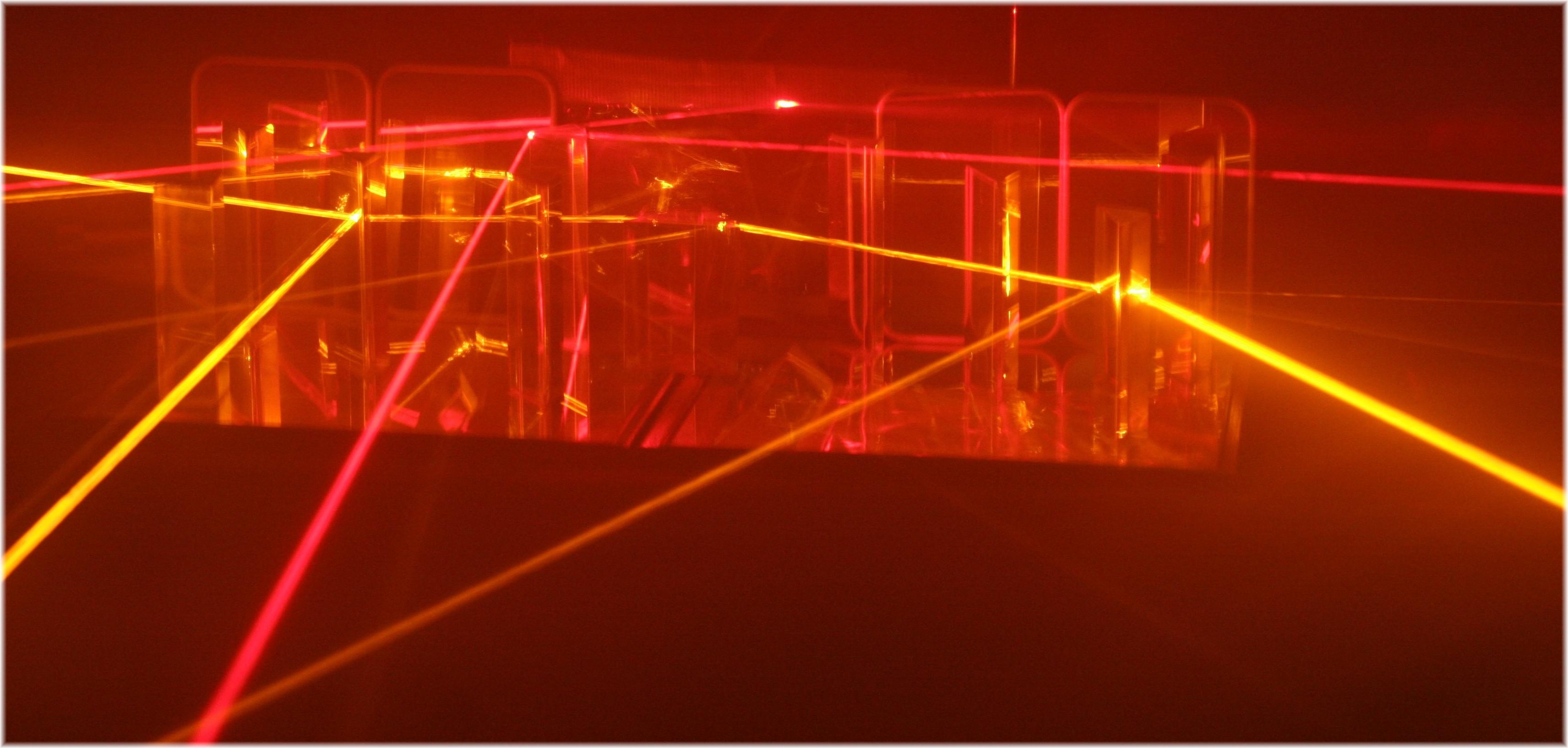 Laser Light Show