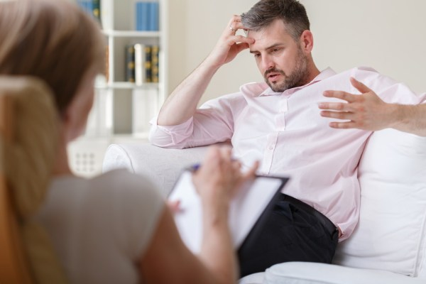 Psychiatric counselling