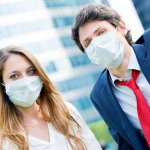 Wear face mask during Swine flu