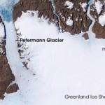 'Dramatische' foto's van smeltende gletsjer