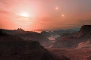 Er zijn zes manieren om buitenaards leven te vinden op exoplaneten, waaronder  zoeken naar vervuiling of naar methaan.