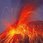 Supervulkaan heeft minder voorbereidingstijd nodig dan gedacht