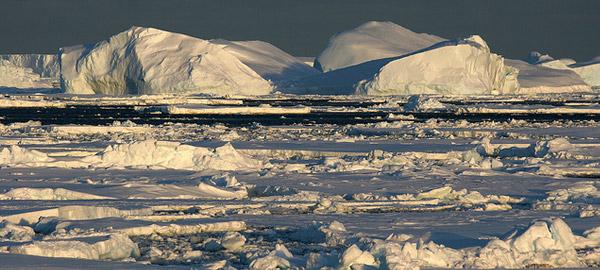 Nog nooit zagen satellieten zoveel ijs rondom Antarctica als nu