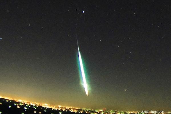Foto: Brian Emfinger / realclearwx.com (via Spaceweather.com).